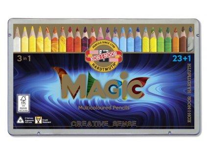 Pastelky Magic 24 ks