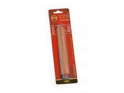 Suchý pastel v ceruzke GIOCONDA
