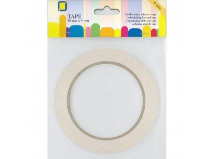 lepiaca páska obojstranná 9 mm