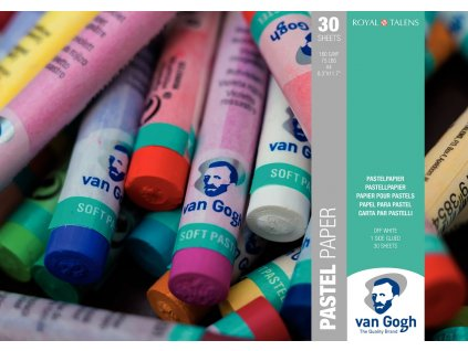 Blok na pastel VAN GOGH - A4 160gsm 30 listov