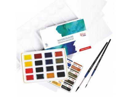 set na maľovanie ROSA Studio - AKVAREL