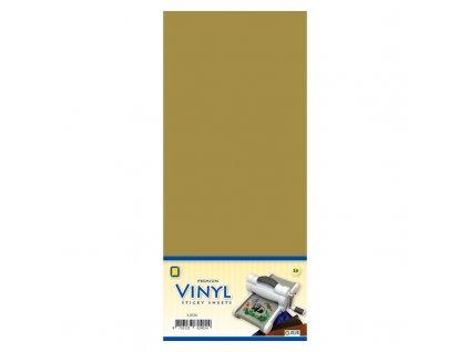 fólia adhesive VINYL zlatá