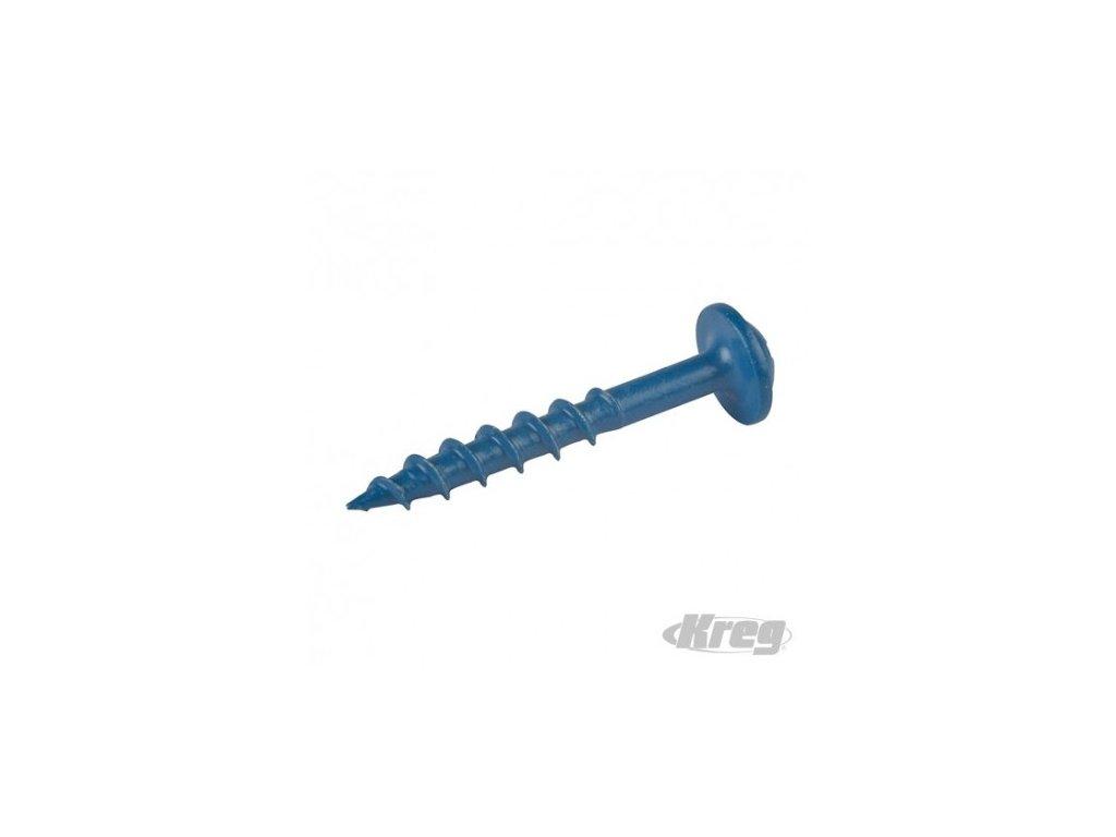Blue-Kote™ SML-COARSE No.8 KREG (mäkké dreviny) 100ks