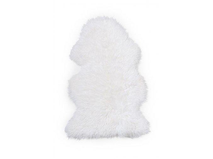 Dětská podložka z ovčí kožešiny - BABY Black & White