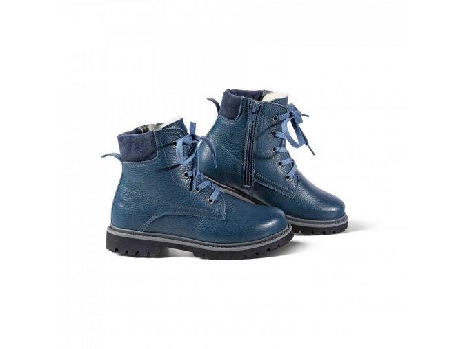Dětská obuv TIMBA KIDS kobalt