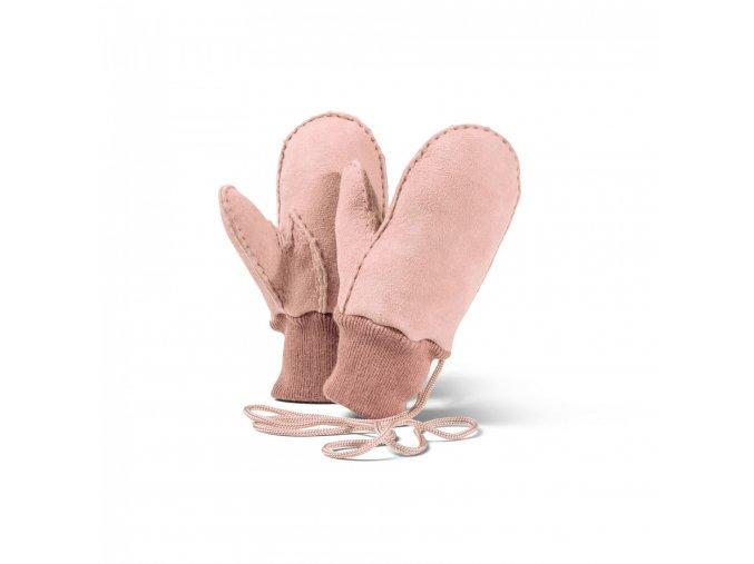 Dětské palčáky KINDER růžové