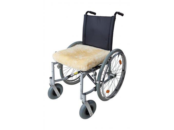 Sitzkissen Memory fuer Rollstuhl