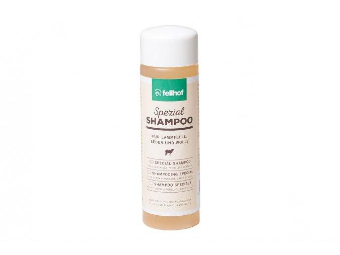 Speciální šampón na ovčí kožešinu, useň a vlnu