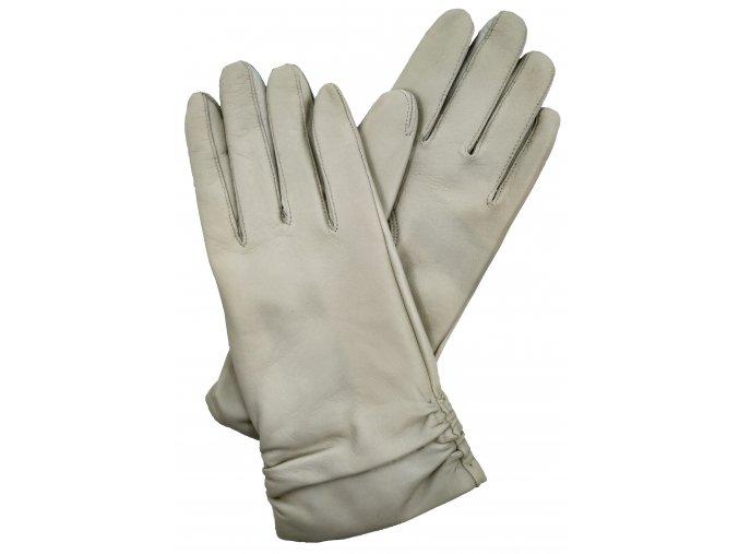 Dámské rukavice s podšívkou bříza