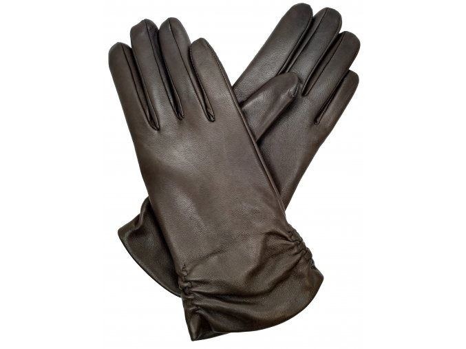 Dámské rukavice s podšívkou