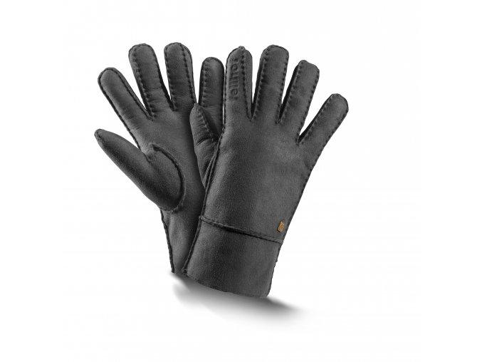 Kožešinové rukavice TREND