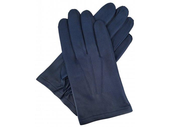 pánské rukavice bez podšívky