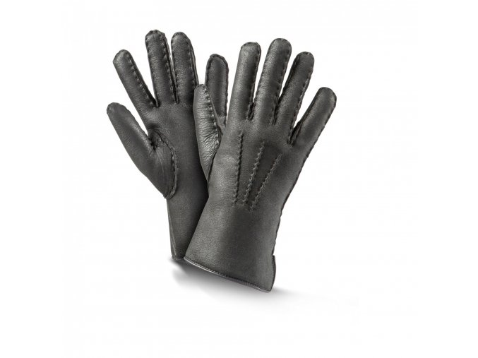 pánské kožešinové rukavice NAPPALAN PREMIUM