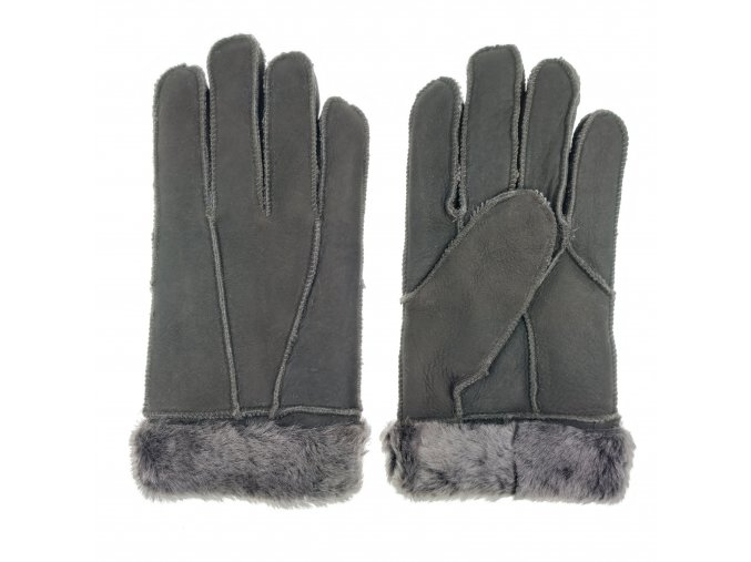 Kožešinové rukavice HPW