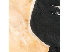 Dětský nánožník/fusak CORTINA beige melange