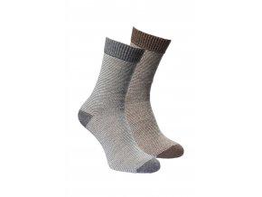 Alpaka Socken Linea