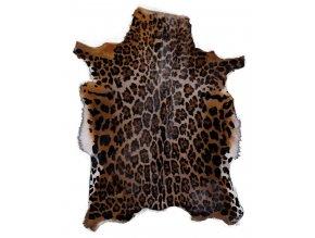 Blesbock bedruckt Leopard