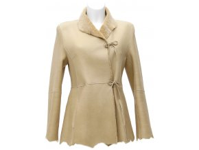 Dámská kožešinové sako