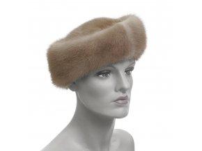 Kožešinový klobouk - Bora