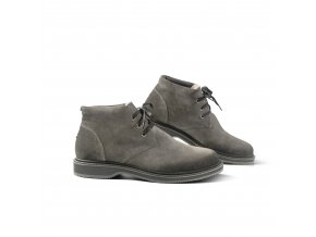 Pánská zimní obuv LUGANO šedá