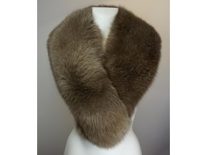 Dámský kožešinový límec - liška