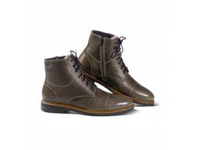 pánská obuv Genf šedá