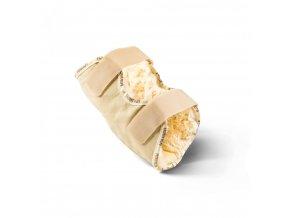 kožešinový chránič kolen