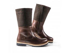 Pánská zimní obuv SILVRETTA