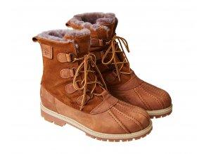 Dámská i pánská zimní obuv SNOW