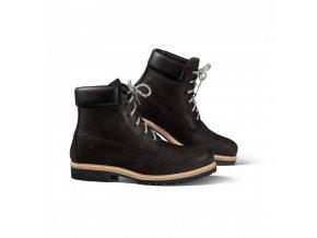 Pánská zimní obuv TIMBA černá