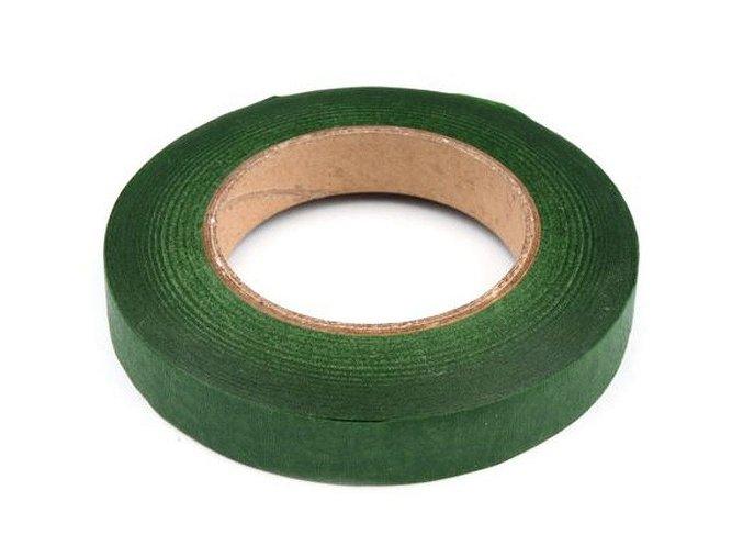 Ovinovací páska 12mm zelená