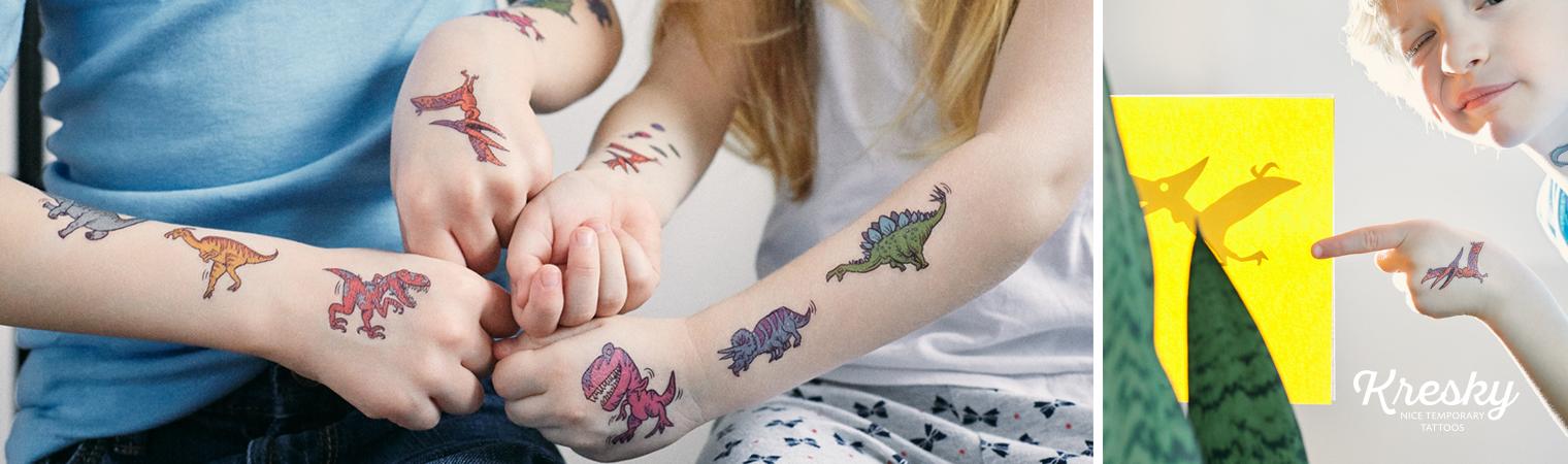 Kresky - Dinosauri