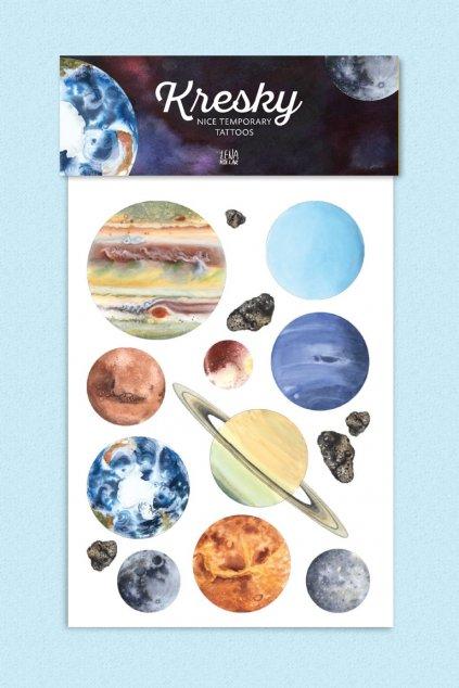 Planety nahlad 2