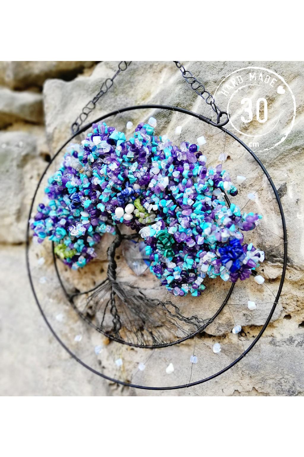 Strom života Polodrahokamy Hledám vlastní pravdu 30cm