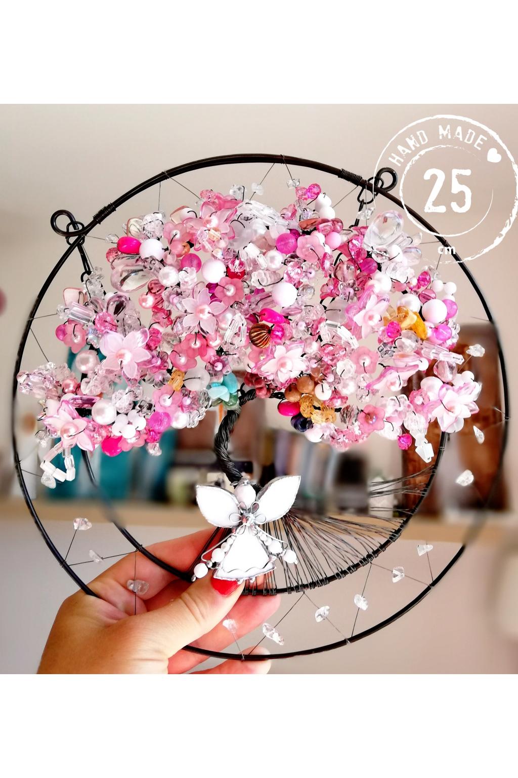Strom života Andělský ochránce 25cm