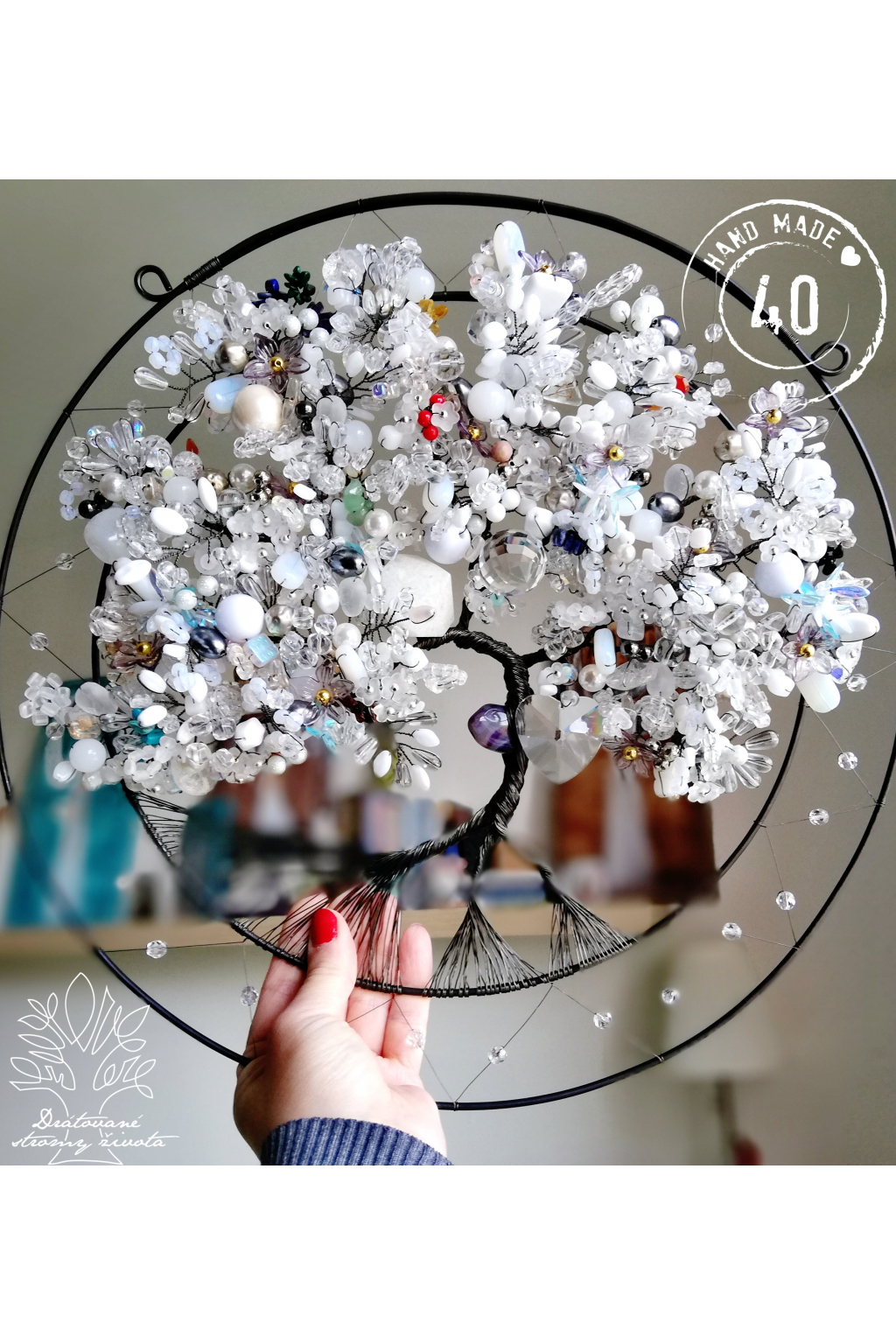 Strom života Jeden svět 40cm