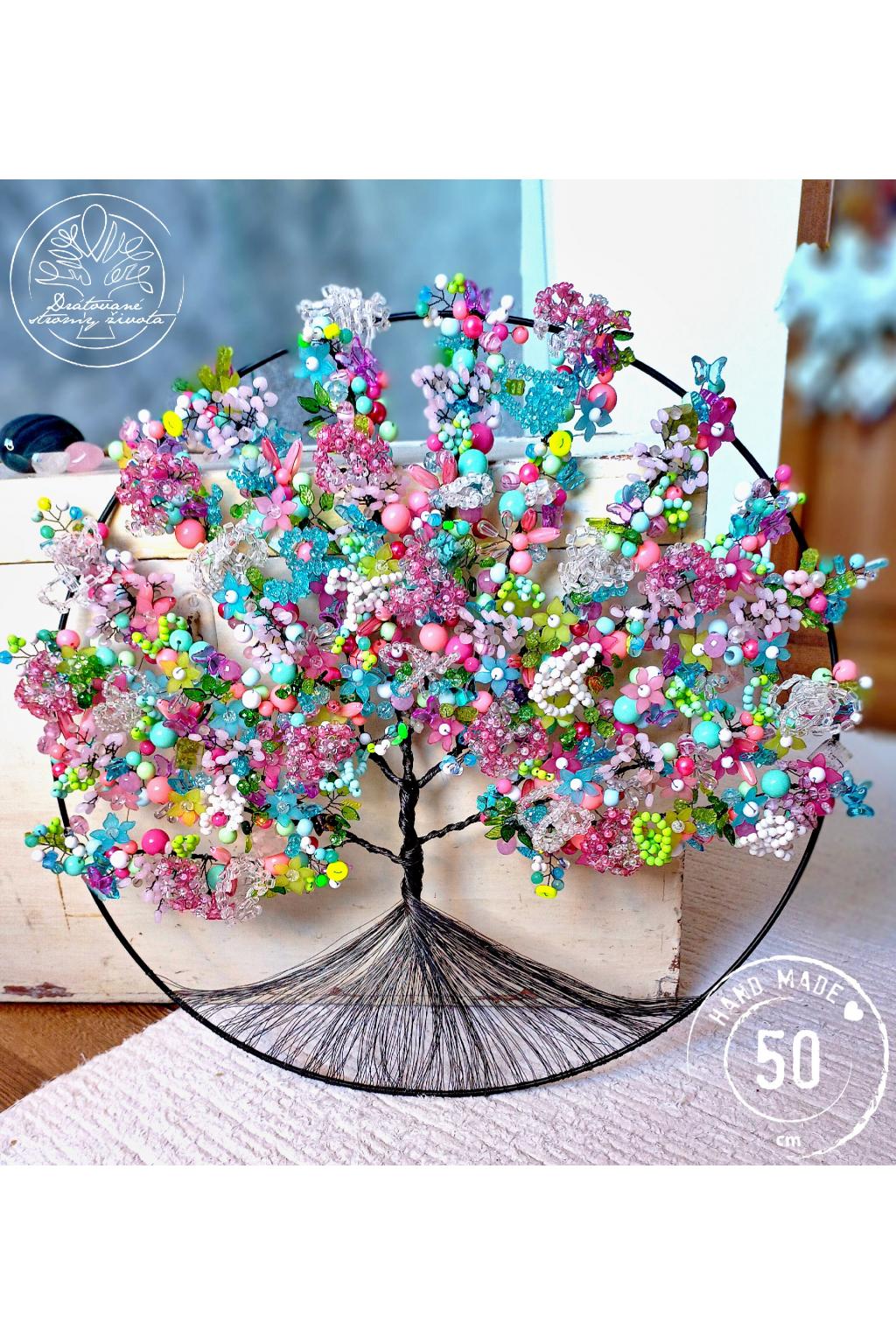Strom života Radost a hravost 50cm
