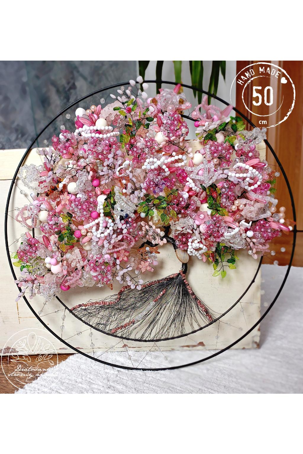 Strom života  Rozkvetlá Sakura 50cm