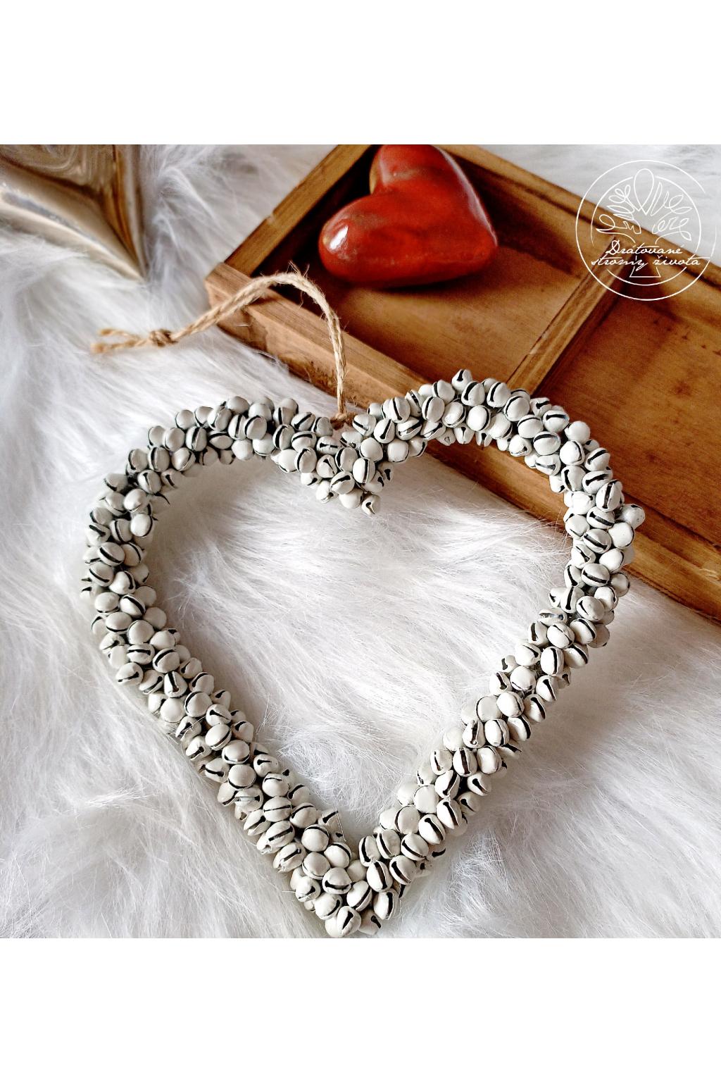 Srdce - Slyším tvé srdce bít 20cm