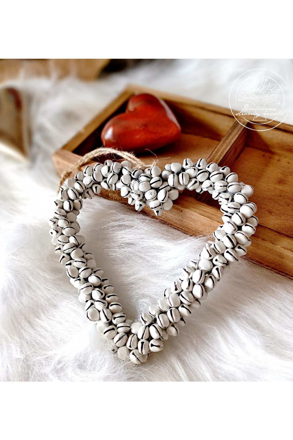 Srdce - Slyším tvé srdce bít 15cm
