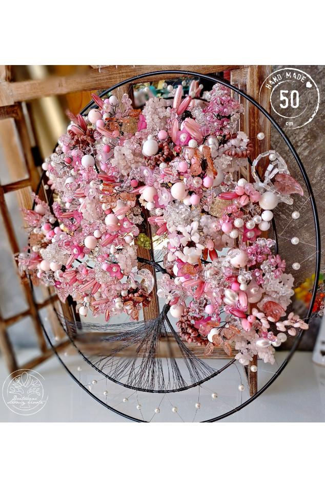 Strom života Polodrahokamy Bezpodmínečná láska 50cm