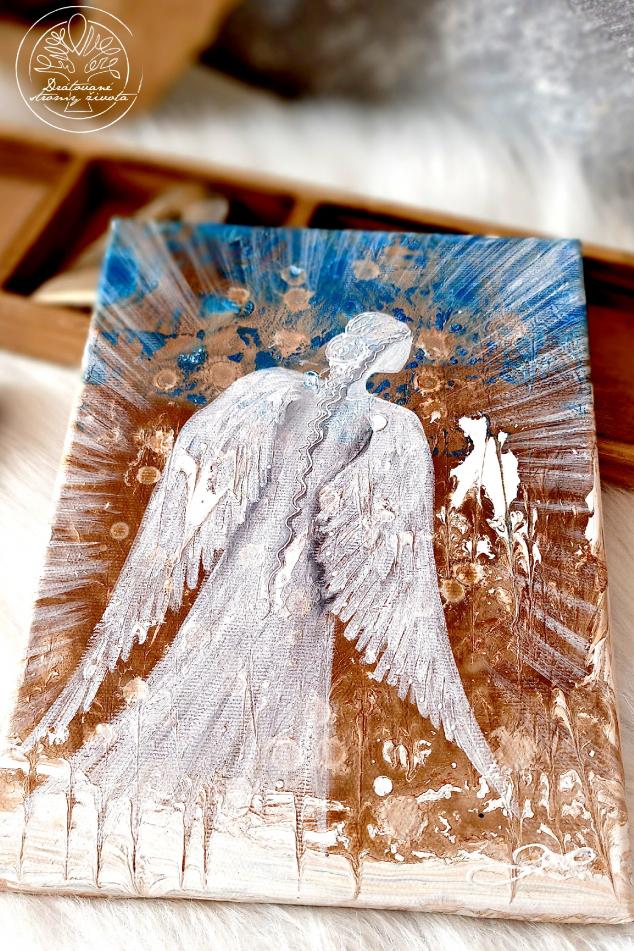 Obraz Anděl Zázraků 30x20cm