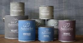 Křídové barvy Autentico