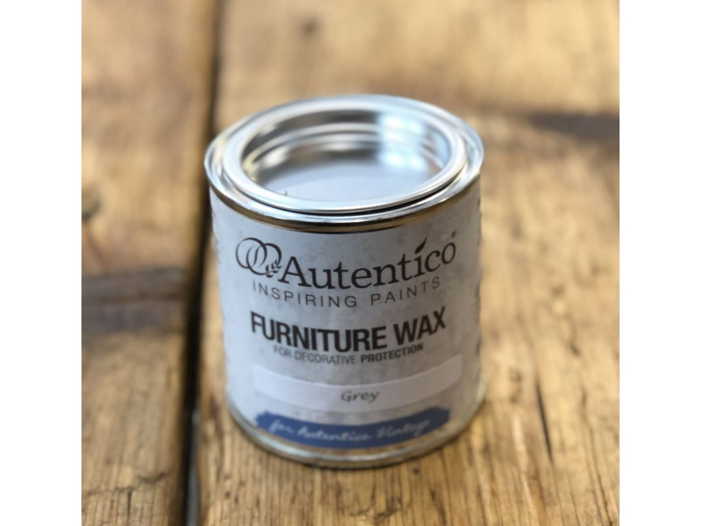 wax grey