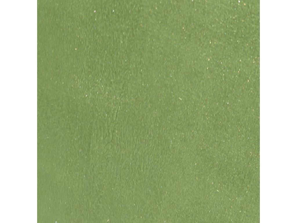 12 Meteorite Green