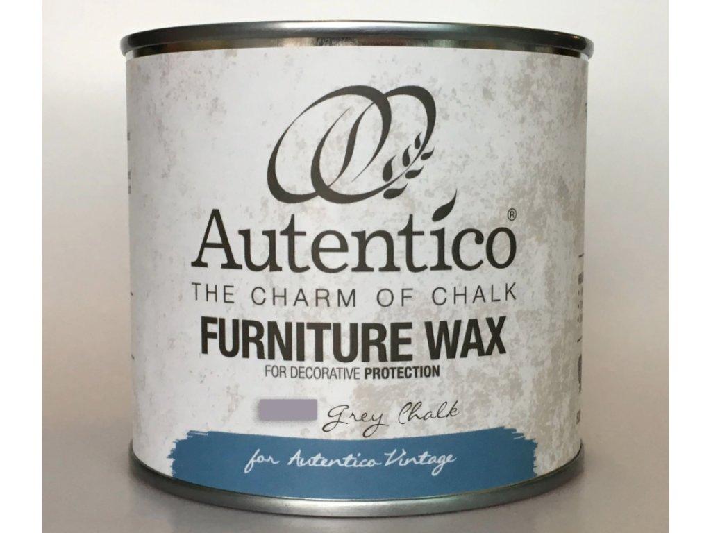 grey wax