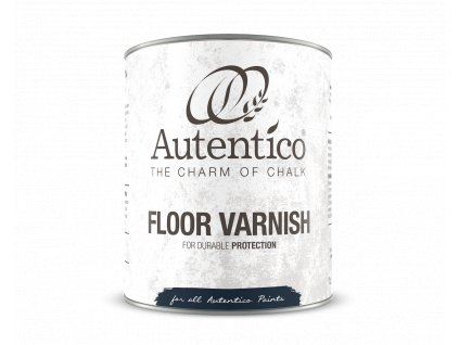 Floor varnish matt