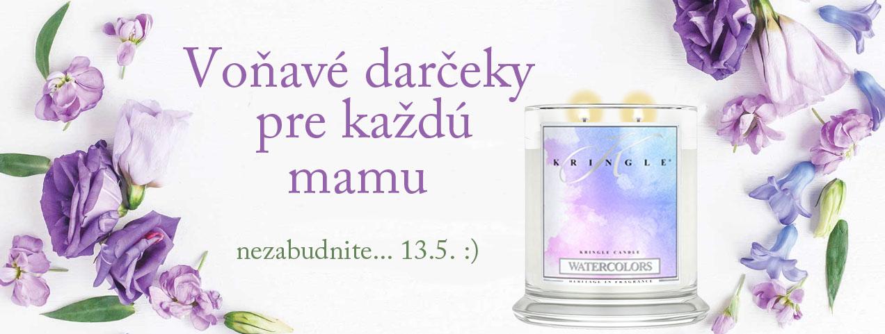 Ideálny darček ku Dňu matiek: Voňavá sviečka ako symbol vďaky a lásky