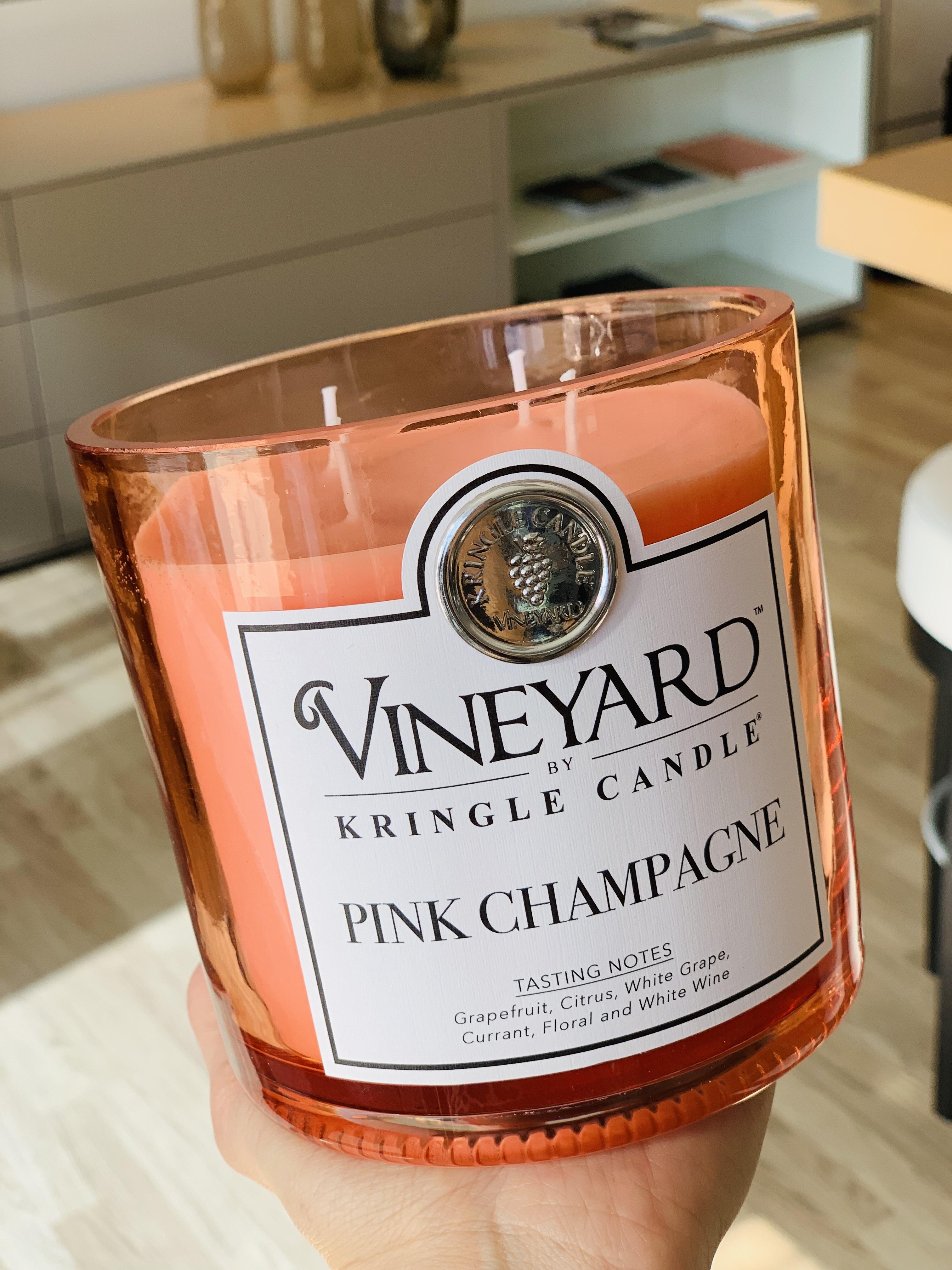 Vínová edícia sviečok Vineyard
