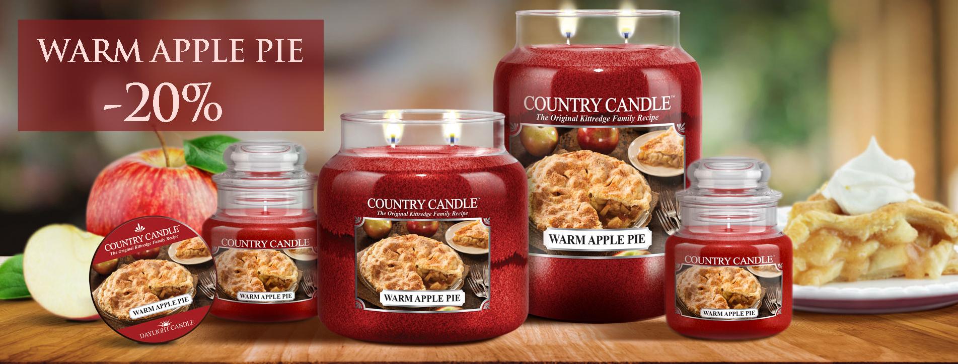 Country Candle vona mesiaca